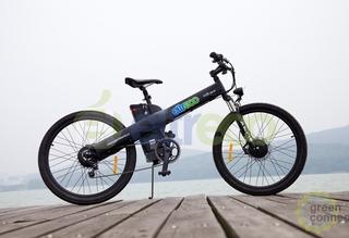 Электровелосипед Eltreco Air Volt GLS - усовершенствован и обновлен