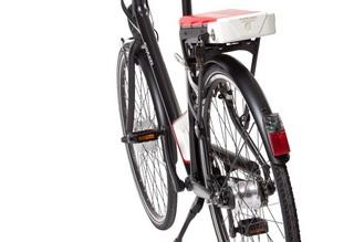 Шикарный Электровелосипед Eltreco Ducati City Queen