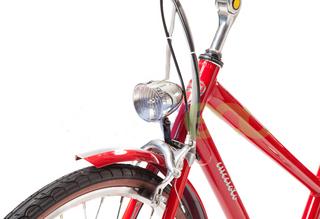 Электровелосипед Eltreco Ducati Cucciolo - классическая форма