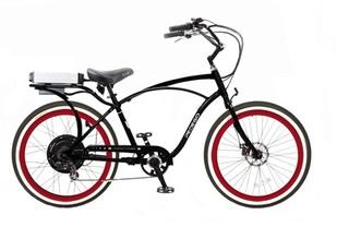 Электровелосипед Pedego Classic Comfort Cruiser в стиле ретро