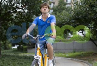 Электровелосипед Eltreco Green дань природе