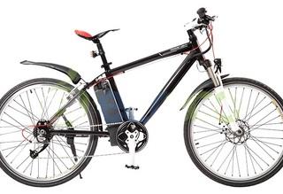 Электровелосипед Eltreco King Sport для активных туристов