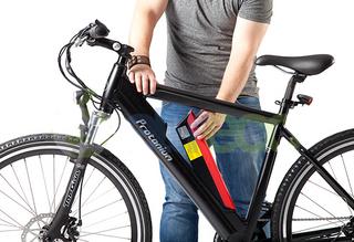Электровелосипед ELTRECO Protanium ATB - экологический транспорт