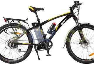 Электровелосипед Eltreco Ultra - спортивная модель