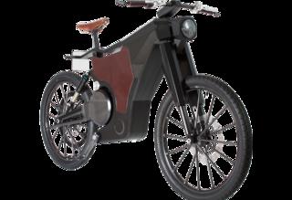 Электровелосипед PG-Bike Black Trail 2 - эксклюзивный дизайн