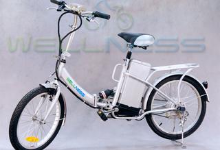 Электровелосипед SIMPLE 350W - идеальная мобель для езды в городе