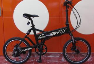 Электровелосипед VOLTECO FLY 500W - для жизни в большом городе