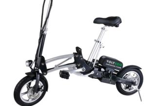 Электровелосипед VOLTECO SHRINKER 350W для коротких путешествий