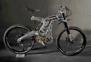 Электровелосипед М55 Terminus AirBrush - эксклюзивность и стиль