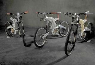 Электровелосипед М55 Terminus Prime Edition - модель с лучшим тормозом