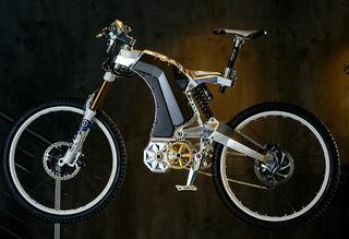 Электровелосипед М55 The Beast - невероятный и стильный