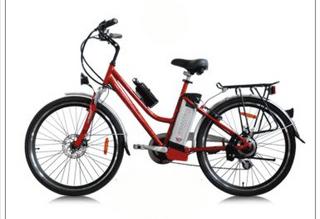 Электровелосипед модель VS-502 для городских улиц