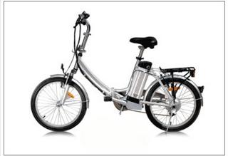 Электровелосипед модель VS-506N - активный и быстрый