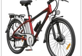 Электровелосипед модель VS-501 - прогрессивная модель