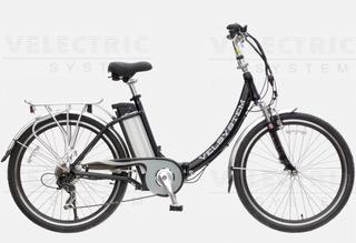 Электровелосипед модель VS-517 - идеальное решение для езды