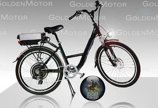 Электровелосипед JoyEbike с долгим зарядом