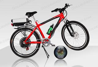 Электровелосипед MT-2009 - оптимальный выбор для экологичной езды