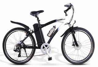Электровелосипед LMTDF- 02L - горная разновидность электровелосипедов