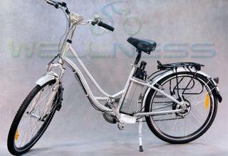 Электровелосипед TDF01Z-M - стильный и комфортный