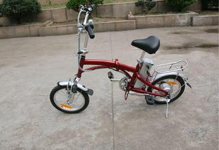 Электровелосипед TDR-A1-88 для активного времяпрепровождения