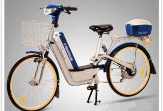 Электровелоспед VS-201 - мобильный и маневренный
