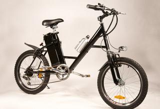 Электровелосипед ZQTD-601 - подвижный, мобильный и легкий