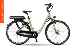 Электровелосипед WINORA C1 - экологически чистый и скоростной