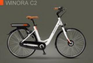 Электровелосипед WINORA C2 - безопасность, комфорт и элегантность