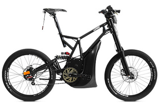 Электровелосипед eSpire Limited Edition отлично амортизируют на дороге
