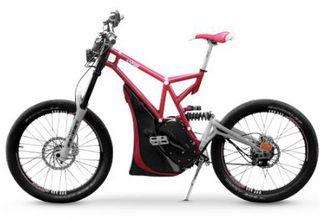 Рама электровелосипеда eSpire Motobike очень надежна