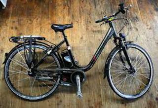 Электровелосипед PEUGEOT CE71 выдержит большие нагрузки