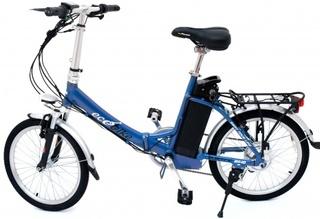 Электровелосипед ECOBIKE Urban для передвижения по городу