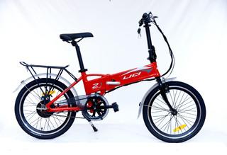 Электровелосипед ECOROADSTER LICI Kenny подойдет всем членам семьи