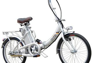 Электровелосипед ECOBAHN-604 очень удобный и комфортный