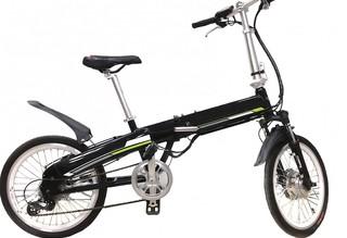 Электровелосипед ECOROADSTER Svein Evander легок в управлении