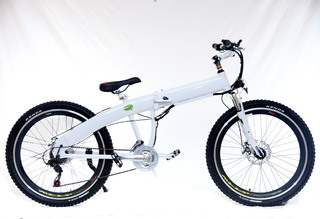 Электровелосипед ECOROADSTER Svein Turin обладает уникальням дизайном