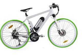 Электровелосипед ECOROADSTER TRV Everett развивает скорость до 45 км/час